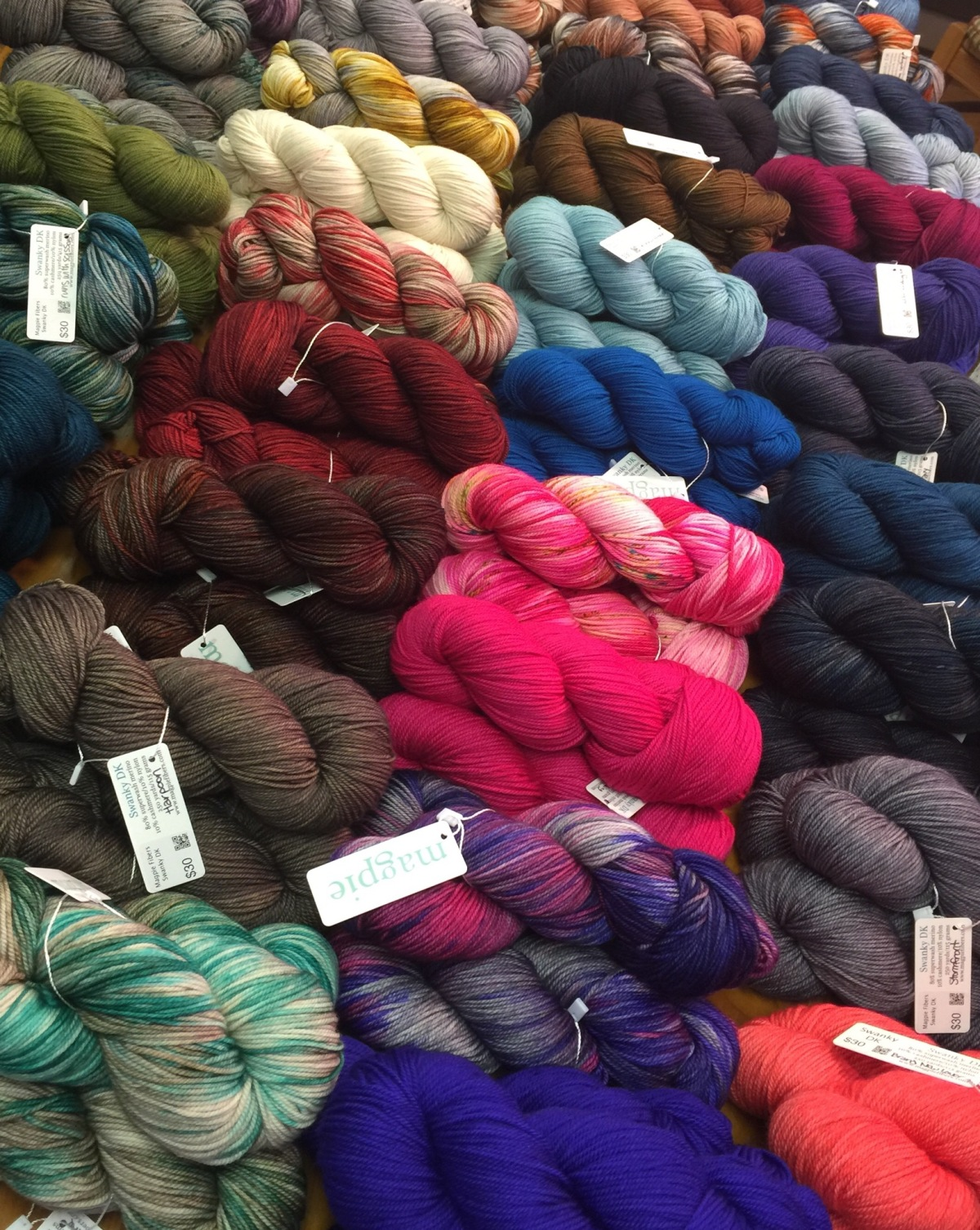 "Episode 009-""Yarn is my favorite yarn."""